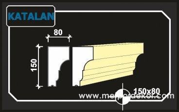 katalan denizlik modeli 15cm x 8cm